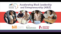 Accelerating Black Leadership and Entrepreneurship (ABLE) Applications Launching Saturday, May 15th