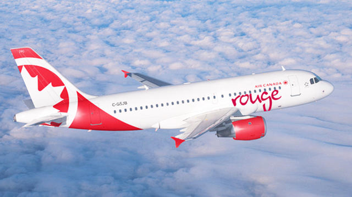 Air Canada Rouge's Year-round Service to St. Vincent and the Grenadines