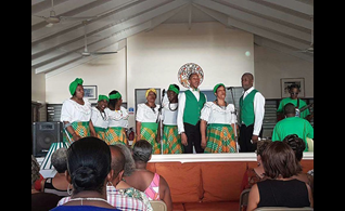 Review: Alliouagana Singers delight Montserrat