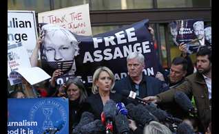 The Stage Is Set For an Epic Extradition Fight Over WikiLeaks' Julian Assange