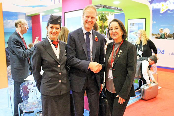 British Airways Donates to Caribbean Tourism Recovery Fund