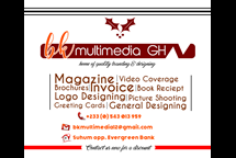 BK Multimedia Ghana & BK Africa Fashion Style