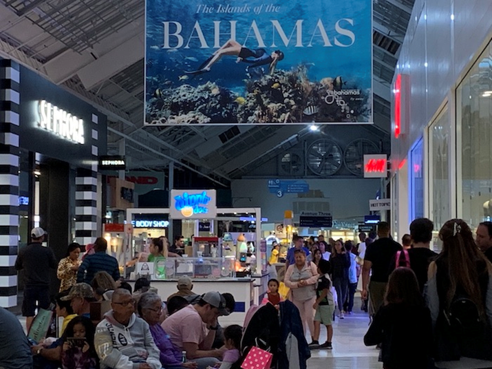 Bahamas Brand Dominates Again at South Florida's Sawgrass Mills Mall