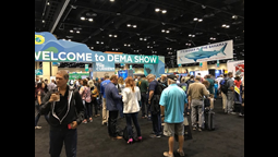 The Islands Of The Bahamas at International Dive Show in Florida