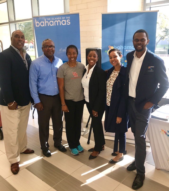 Bahamasair Partners With Bahamas Tourism Houston To Make Big Waves In Texas