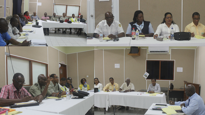 Stakeholders Meeting Convened on Montserrat To Discuss Positive Changes For Access