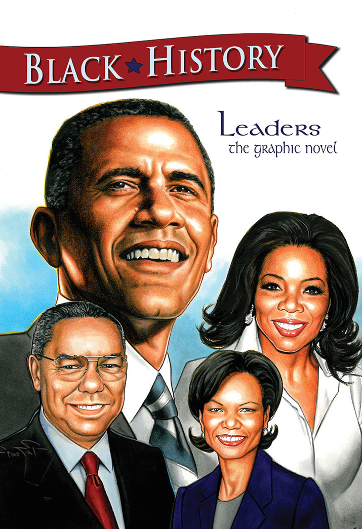 TidalWave Comics Celebrate Black History by Re-releasing Non-fiction Comics of Iconic Black Americans