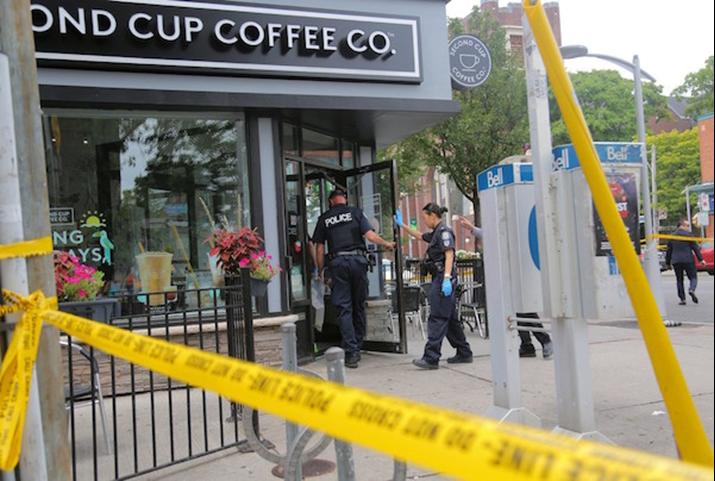 Canadian Muslim Community Condemns Toronto Shooting on Danforth Avenue
