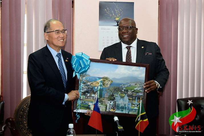 PM Harris Expresses Support For The Republic Of China (Taiwan) After Powerful 6.4 Earthquake