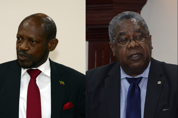 Leader Of Opposition in St Kitts/Nevis Dr. Denzil Douglas Heads to Court Over Dominican Diplomatic Passport Row On February 26