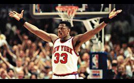 Caribbean-American Heritage Month Wall of Fame: New York Knicks Former Player Patrick Ewing