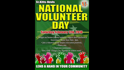 Statement: Prime Minister Dr. the Hon Timothy Harris on National Volunteer Day, Saturday, February 17th, 2018