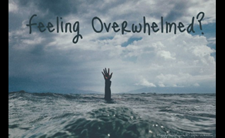 7 Signs You're Overwhelmed and How to Deal with It