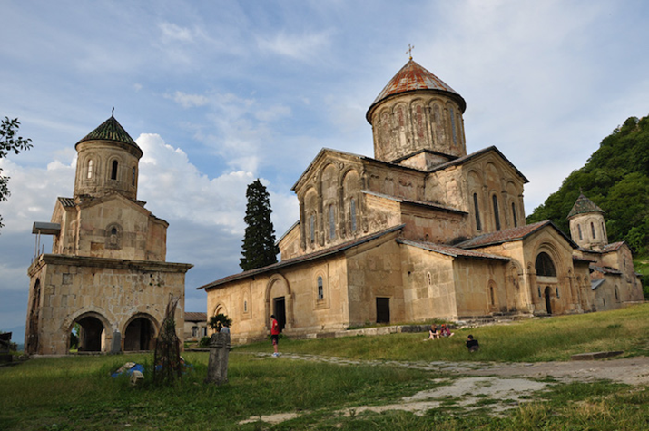 Gelati Monastery, Georgia, removed from UNESCO's List of World Heritage in Danger