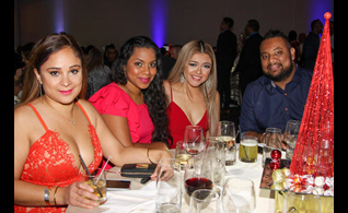 The Holiday Event delights patrons with second all-inclusive affair
