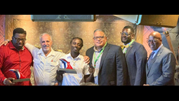 Two Virgin Islands Heroes Recently Honoured for Saving Cruise Passenger Who Fell off St Thomas Docks