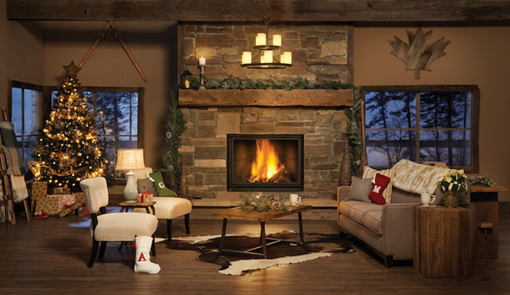 Got a Fireplace? Be Sure to Prepare it for the Holidays