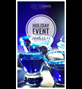 "Epic Events Toronto Presents ""The Holiday Event"" on December 5th, 2018"