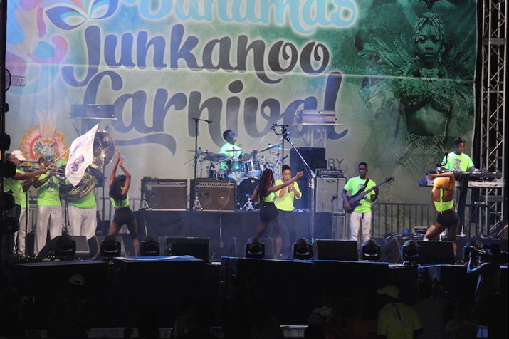 Junkanoo Carnival 2017 in Nassau, Bahamas, in its Third Year as a Main Tourism Feature