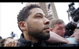 "Disgraced ""Empire"" actor, Jussie Smollett Indicted on 16 Felony Charges"