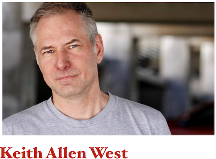 The International: EP 12 - Conversation With Actor Keith Allen West on Wellness & Success Mentality