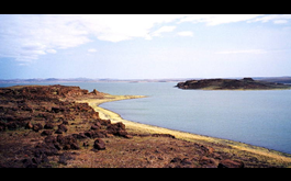 Lake Turkana National Park site (Kenya) inscribed on List of World Heritage in Danger