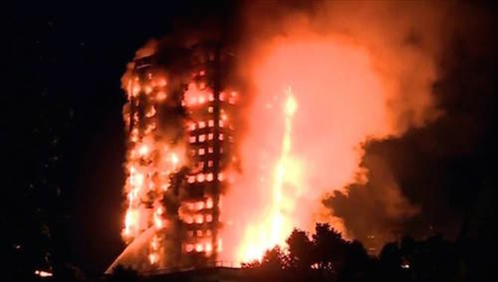 The Latest Updates on London Tower Block Fire: There May Have Been Multiple Issues