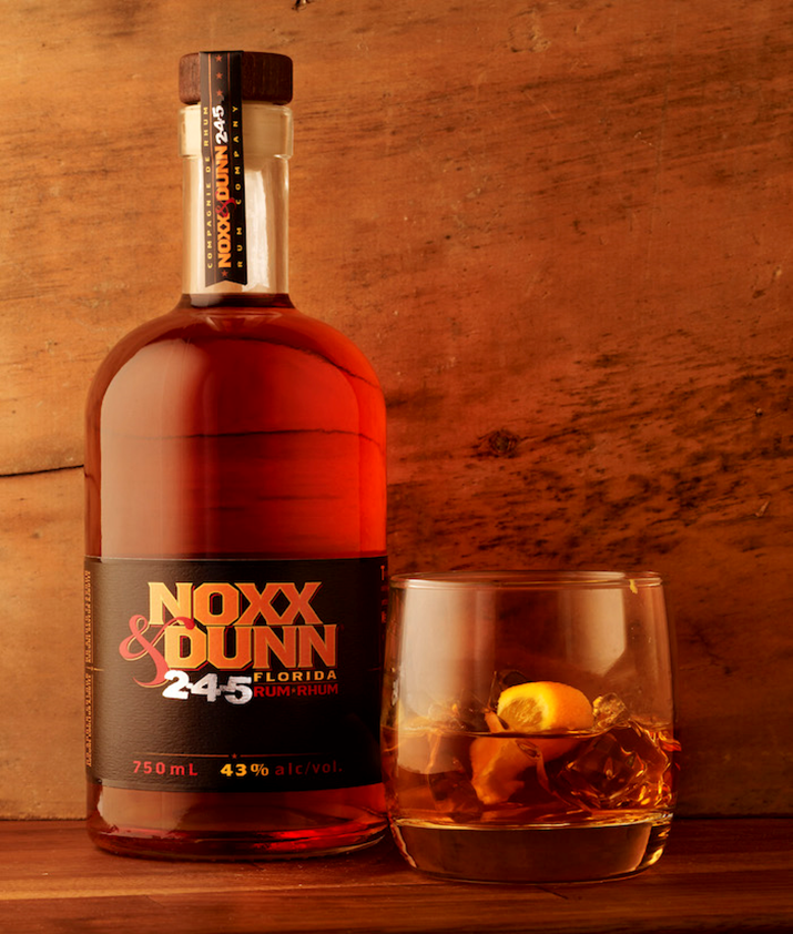 NOXX&DUNN 2-4-5 Florida Rum Makes Debut in Ontario in Cool Bars, Questionable Joints — and the LCBO