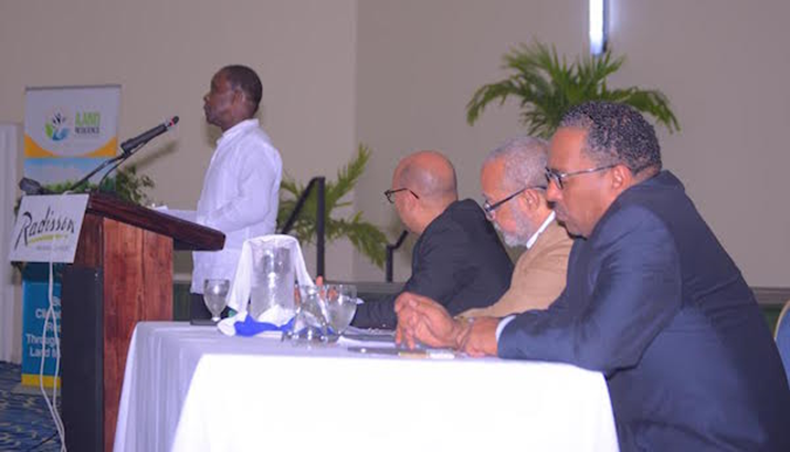 OECS ILAND Resilience Launches In Grenada at the 4th OECS Council of Ministers of Environment Meeting