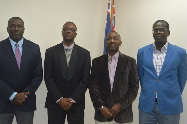 Montserrat's Opposition Team Concludes Positive Meeting With The UK's FCDO Financial Assistance Team (FAM)