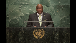 Statement by Prime Minister of St. Kitts and Nevis to the General Debate of the 71st Session of the United Nations General Assembly