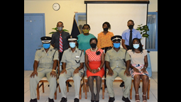 Police Cadet Programme Launched On Montserrat
