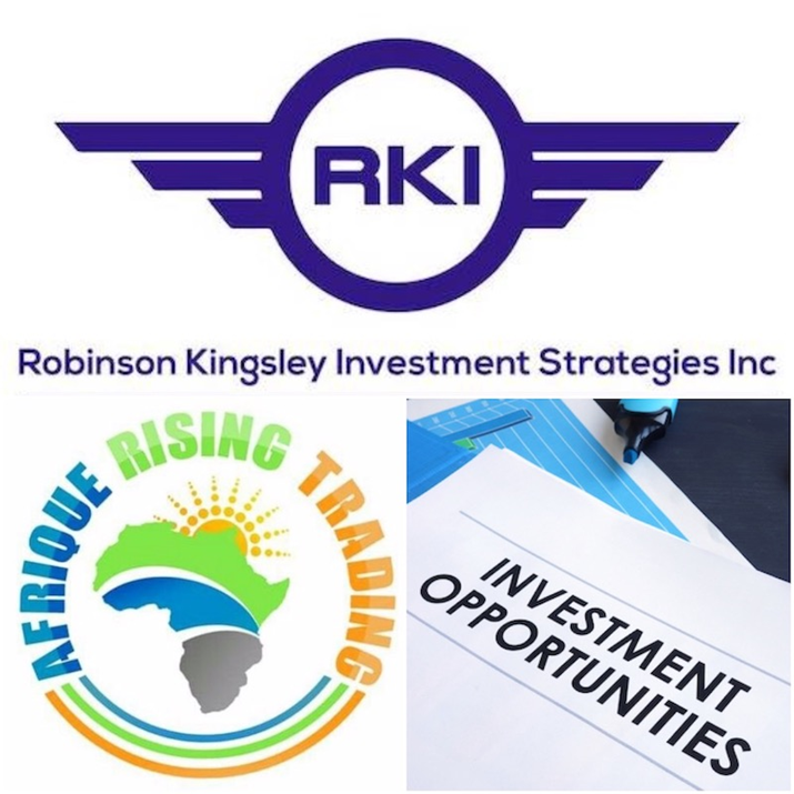 Robinson Kingsley Investment Strategies Inc and South Africa's Afrique Rising Trading Sign Partnership Agreement