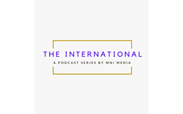 The International: Episode 8 - Dr Michael Ungar Ph.D on Coping With Stress in these Difficult Times