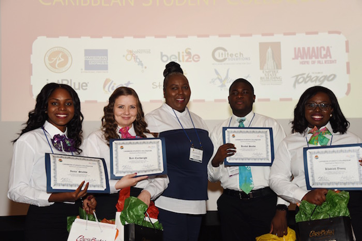 University of The Bahamas (UB) Students Finish Second in Caribbean Student Colloquium