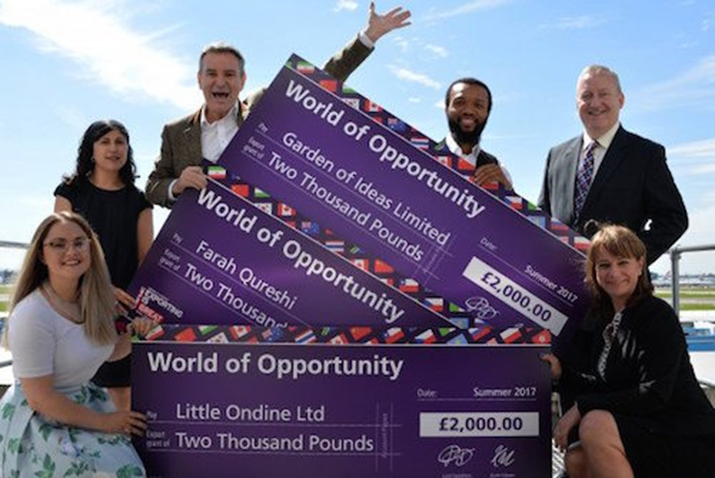 World of Opportunity Programme Awards 20 SMEs With Export Boost Through Heathrow Airport