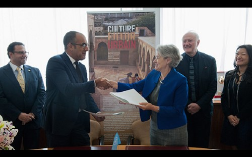 UNESCO and World Bank Commit to Factor Culture in Urban Reconstruction and Recovery