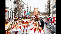 Aalst Carnival removed from the Representative List of the Intangible Cultural Heritage of Humanity