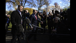 Judge Orders CNN's Jim Acosta's White House Press Pass To Be Returned