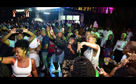 Fall Out Celebrates 10 years at T&T's Just Concluded Carnival