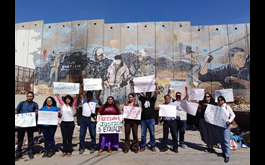 Indigenous, Immigrant, Mexican & Clergy Activists & Orgs Endorse The Palestinians' Fight