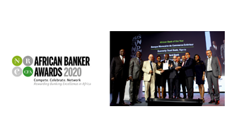 Africa's Most Prestigious Banking Awards to Take Place on May 26th