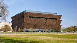 National Museum of African American History and Culture Opens in Washington D.C, USA