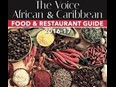 Inaugural African and Caribbean Food and Restaurant Guide Launched in the UK