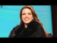 ALICIA MACHADO -- Advocate for Women's Rights