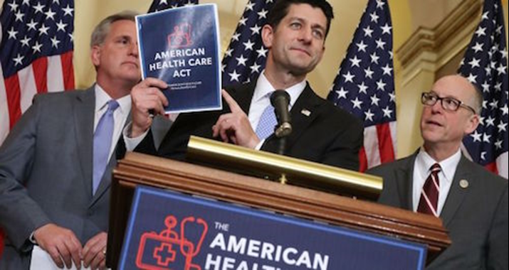 Republicans Bracing for Downbeat Analysis from Congressional Budget Office on Healthcare Bill
