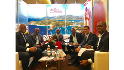 Antigua and Barbuda Airport and Tourism Officials Explore New Airline Partnerships at Routes Americas