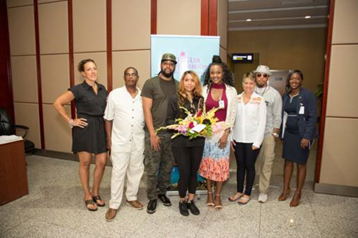Antigua and Barbuda Welcomes 'June is Romance Month' Destination Wedding Campaign Winners
