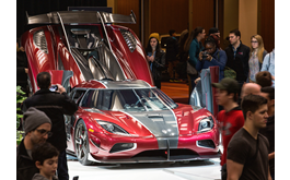 Canadian International AutoShow Attendance Record Highlights Strength of the Industry