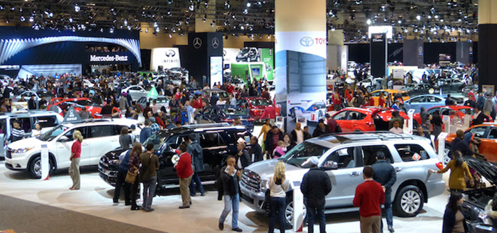 Record-breaking 2017 Canadian International AutoShow Draws to Close